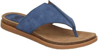 Sofft Nubuck Thong Sandals - Rina