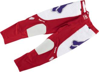 Fox Racing Supreme Moto Pant - 'SS 18' - Red