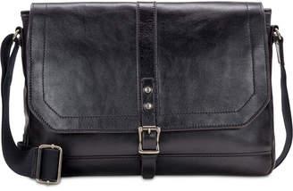 Patricia Nash Men Leather Messenger Bag