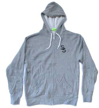 SAM. Real Swag Inc Smith SS Face Image Zip Sweatshirt Hoodie (S)
