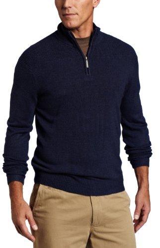 Geoffrey Beene Men's Cotton Fancy 1/4...