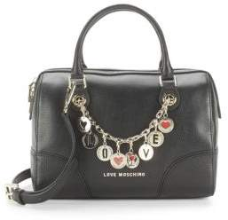 Love Moschino Love Charm Satchel