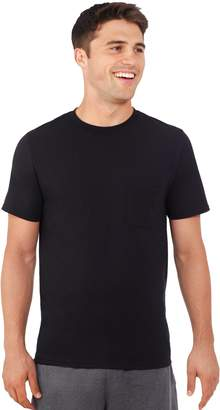 Fruit of the Loom Men's Signature Mens Breathable Pocket Tee
