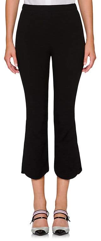 Prada Women's Tulip-Hem Crop Pants