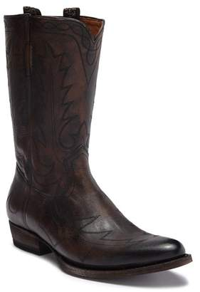 Frye Austin Feather Stitch Pull-On Boot