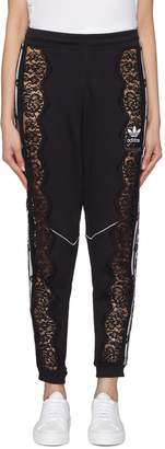 Stella McCartney x adidas 3-Stripes lace outseam jogging pants