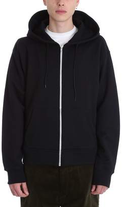 Golden Goose Black Cotton Hoodie