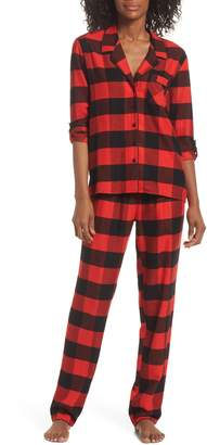 Nordstrom Starlight Flannel Pajamas