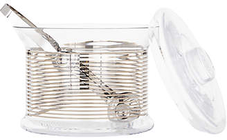 Tom Dixon Tank Ice Bucket and Tongs