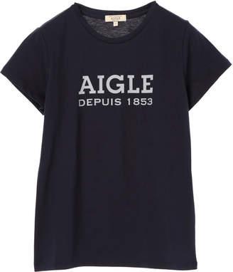 Aigle (エーグル) - ストクラセレクト 【AIGLE】W DFT LOGO S/S TEE