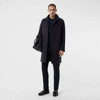 Burberry Cashmere Car Coat