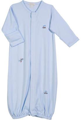 Kissy Kissy SCE Transit Pima Convertible Gown, Size Newborn-S