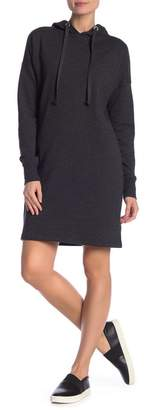 Solutions Hooded Knit Dress