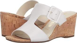 Anne Klein Women's Nilli Dress Wedge Sandal
