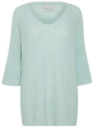 InWear Long-Sleeve V-Neck Pullover