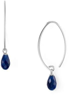 Bloomingdale's Threader Sapphire Drop Earrings - 100% Exclusive