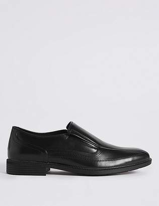 Marks and Spencer Big & Tall Tramline Slip-on Shoes