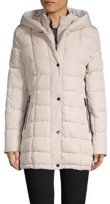 Calvin Klein Quilted Walker Jacket
