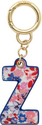 Cath Kidston Mews Ditsy Bag Charm/Key Ring Initial Charm Z
