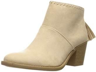 Qupid Women's Tobin-50 Ankle Bootie