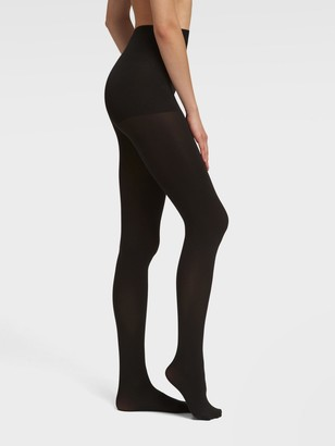 DKNY Control-Top Super-Opaque Coverage Tight