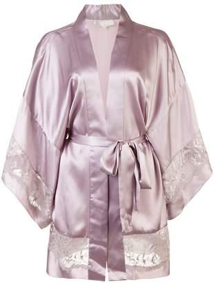 Fleur Du Mal Chateau kimono robe