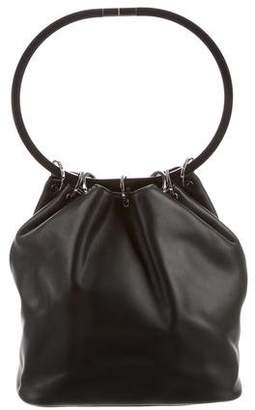 Gucci Leather Ring Hobo