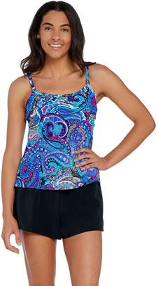 Miraclesuit Dreamshaper By DreamShaper by Farrah Romper Swimsuit
