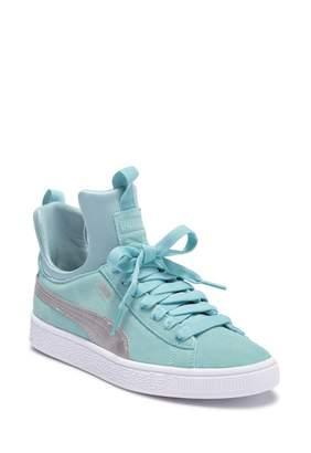 Puma Suede Fierce Jr. Sneaker (Big Kid)