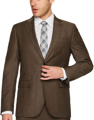 Jf J.Ferrar JF  Slim Fit Stretch Suit Jacket-Slim