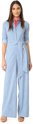 alice + olivia Casy Wide Leg Jumpsuit $350 thestylecure.com