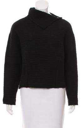 Isabel Marant Turtleneck Rib Knit Sweater