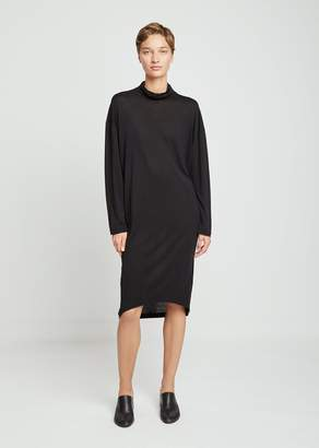 Acne Studios Turtleneck Jersey Dress