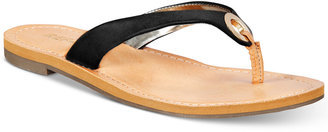 Report Sodey Flat Sandals $29 thestylecure.com