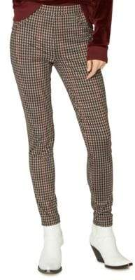 Sanctuary Grease Houndstooth Leggings