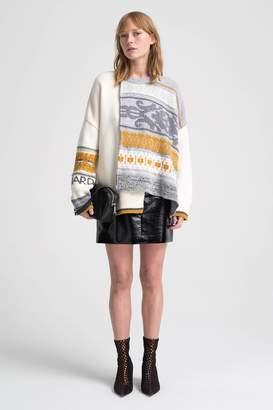 Dagmar Bianka Lacquer Skirt