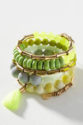 David Aubrey Zelda Wrap Bracelet