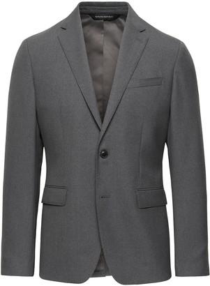 Banana Republic Heritage Slim Italian Wool Suit Jacket
