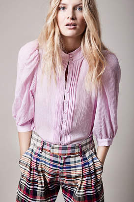 Smythe Pink Frontier Blouse