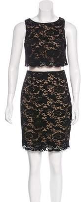Bailey 44 Lace Mini Dress