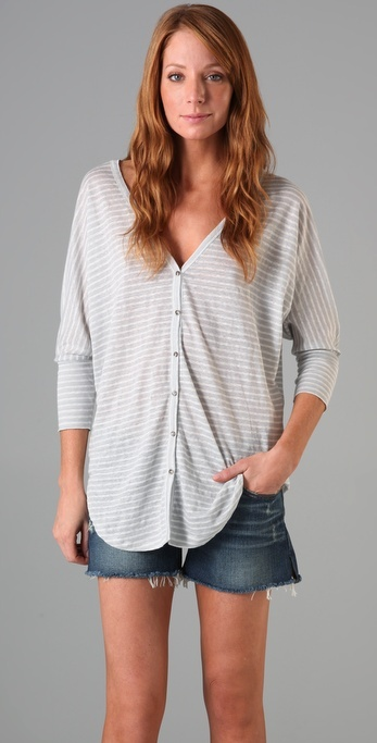 Joie Ashbee Button Down Top