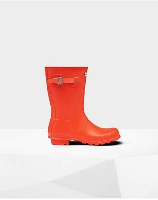 Hunter Womens Original Short Rain Boots