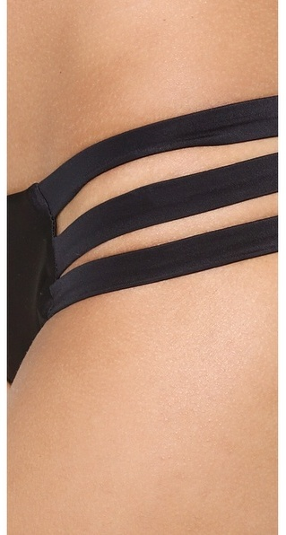 Mara Hoffman Strappy Bikini Bottoms
