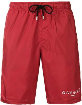 Givenchy basic swimshorts
