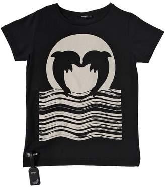 Yporqué Cotton Jersey T-Shirt W/ Acoustic Device