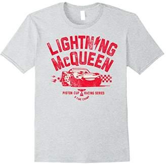 Disney Pixar Cars 3 Lightning McQueen Racing Graphic T-Shirt