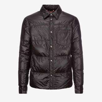 Bally Lightly Padded Shirt Jacket