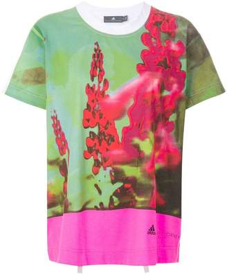 adidas by Stella McCartney oversized printed T-shirt