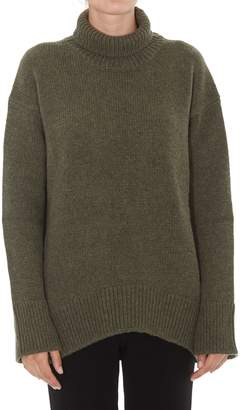 Plan C High Neck Pullover