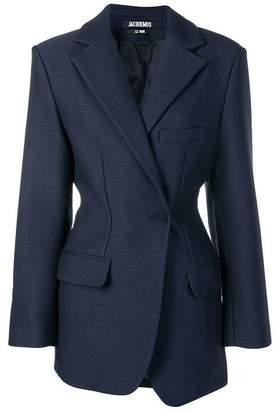 Jacquemus structured blazer